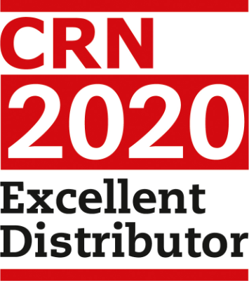 CRN 2020 Excellent Distributor